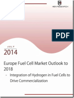 Europe Portable and Transportation Fuel Cell Market Analysis