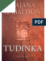 Tudinka - Dajana Gabaldon