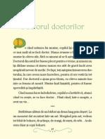Danion Vasile, Doctorul doctorilor