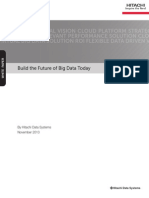Hitachi White Paper Big Data Infrastructure