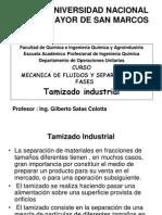 Tamizado Industrial