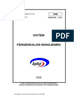 SPM Final 2009