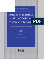 Studies in Josephus