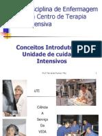 FUNESO Conceitos Introdutorios a UTI