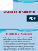 2. El Costo de Los Accidentes