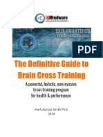 The Definitive Guide to Brain Cross Training - Mark Ashton Smith