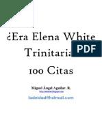 100 Citas de Elena White.