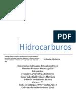 Investigación Hidrocarburos