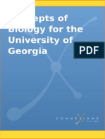 Concepts of Biology for the University of Georgia 5.28