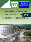 Contaminacion Por Pesticidas
