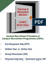 Presentation on T&P Activities (2013-14batch)