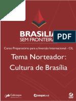 Cultura de Brasilia CIL