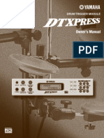 DTXpress Manual