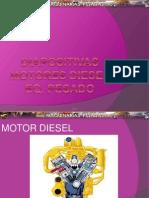 Engine de Equipo Pesado