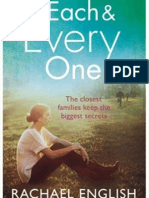 Each and Every One by Rachael English Extract