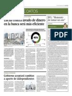 Gobierno Aceptará Cambios a Aportes de Independientes_Gestión 22-08-2014