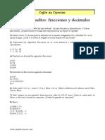 ER Fracciones y Decimales