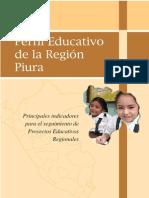 PERFIL EDUCACION PIURA