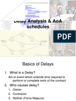 Delay and Analysis (PPT)