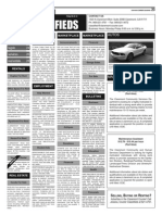 Claremont COURIER Classifieds 8-22-14