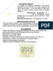 Sunday, August 24, 2014 Knox Bulletin