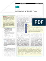 EXOTİC-Urinary badder eversion in rabbit does