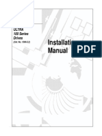 Ultra 100 Series Drive Manual