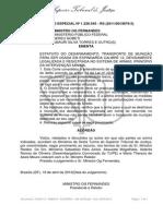 Recurso Especial Rs Crime de Perigo Abstrato Principio Da Lesividade (2)