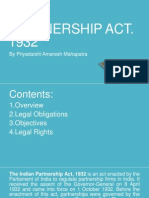 Partnership Act Rajsirasignment