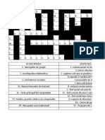Guia 12 Diseñar Crucigramas en Excel Daniel Giraldo Ramirez Grado 8c Profesor Edgar Yesid Ciro Ietisd 2014 Area Tecnologia e Informatica