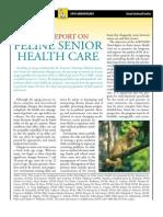 FELINE-Feline Senior Health Care 2