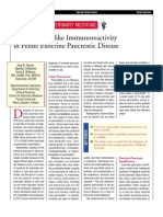 FELINE-Feline trypsinlike ımmunoreactivity in feline exocrine pancreatic disease