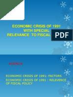 Pres BOP Fiscal Deficit