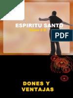Curso Bíblico LAS 12 PIEDRAS FUNDAMENTALES. Resumen Clase 02b. El Espíritu Santo, Parte 2