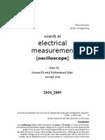 Electrical Measurment