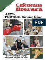 Cafeneaua literara No 8 2014
