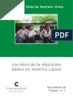 Los Retos de La Educación Básica