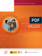 SSL Interculturalidad en Salud
