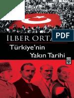 İlber Ortaylı - Türkiye'nin Yakın Tarihi (Sadeleştirilmiş).pdf