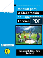 Manual de Un Expediente Tecnico