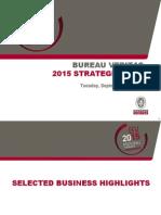 2015 Strategic Plan Operational Presentation Part2