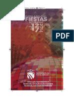 Programa Fiestas de Fuenlabrada 2014
