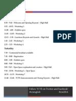 TCTE Schedule_2014_final