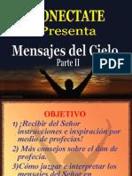 Curso Bíblico LAS 12 PIEDRAS FUNDAMENTALES Resumen Clase 04b. Recibir Profecías Parte 2