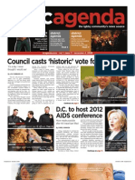 dcagenda.com vol. 1, issue 3 - december 4, 2009