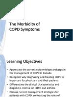 Morbidity of COPD Symptoms