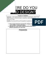 design question wksht