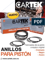 Catalogo Cartek Anillos