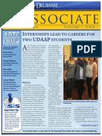 The Associate Newsletter - Fall 2014