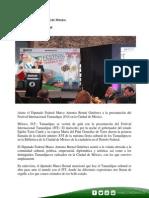 21-08-14 El FIT orgullo Cultural de México